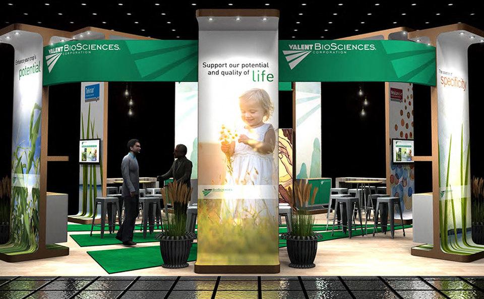 trade show webcast - virtual event experience