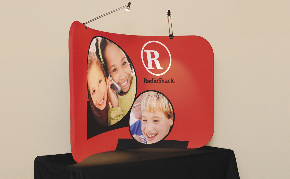trade show events display portable regatta