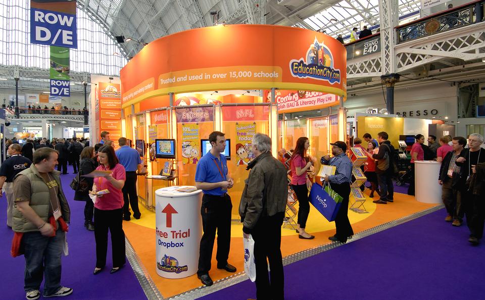 trade show events exhibits island inliten