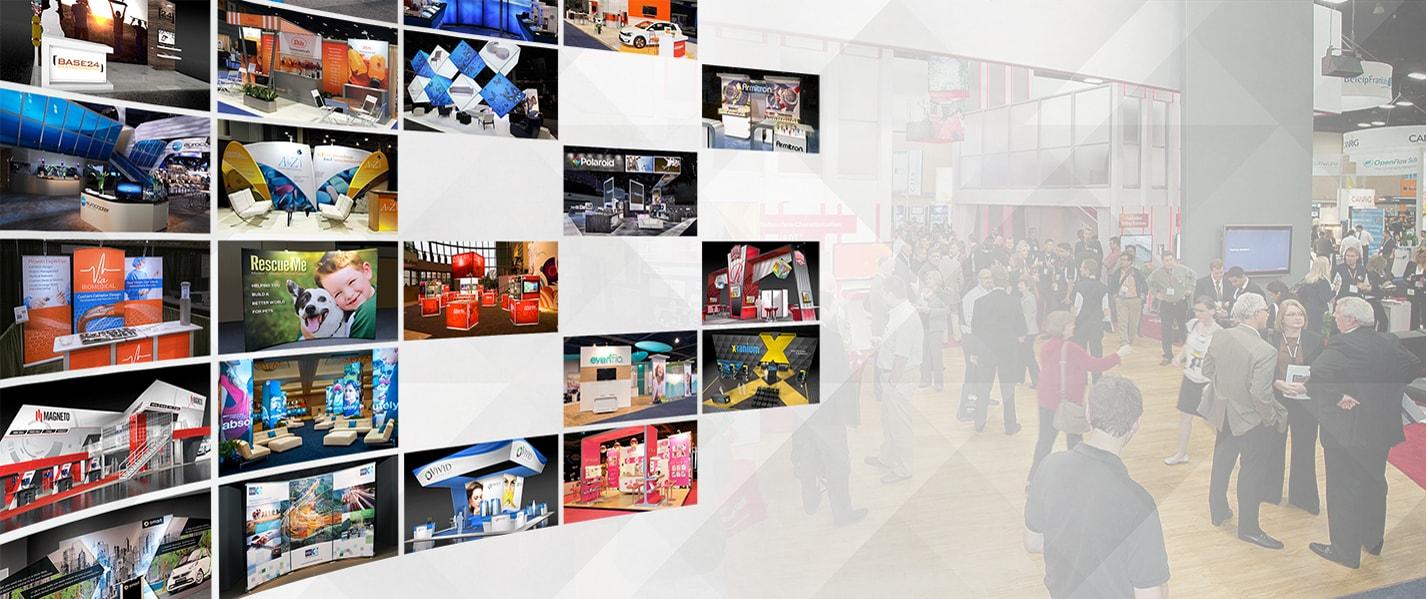 trade show exhibiting design ideas portfolio innovation