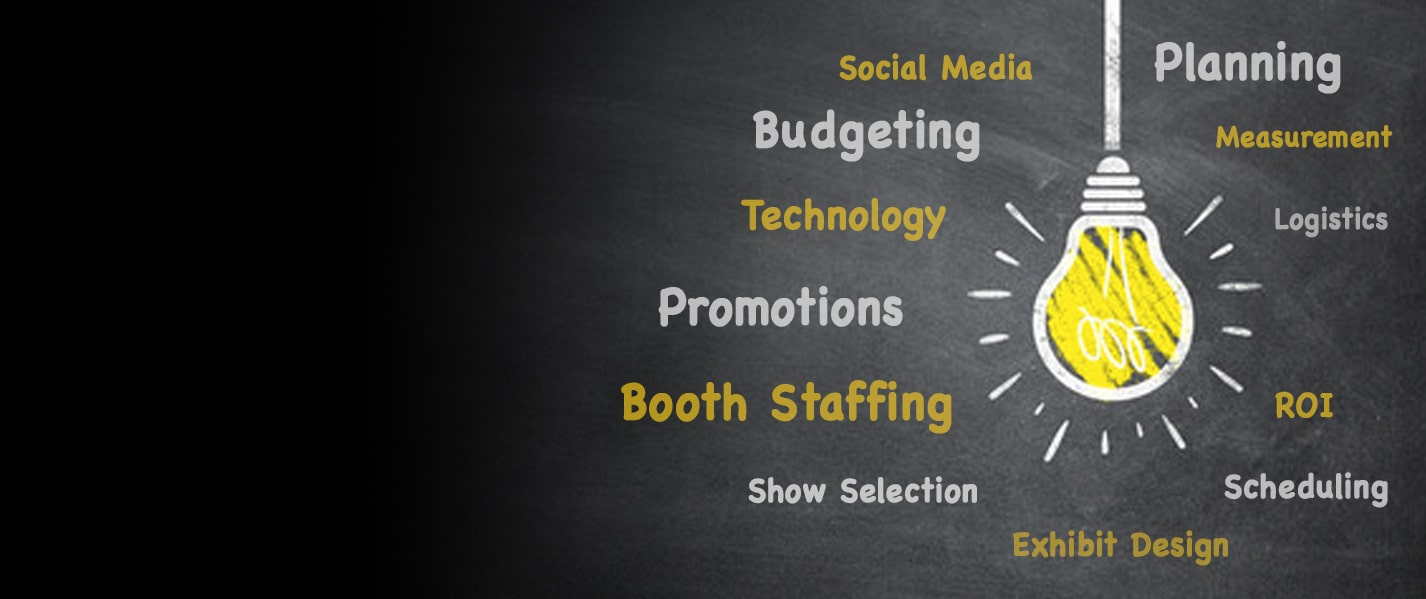 education exhibiting events tradeshow webinar webcast white paper newsletter