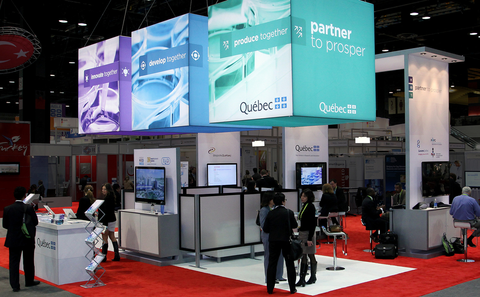 trade show events exhibits picturecube skyline