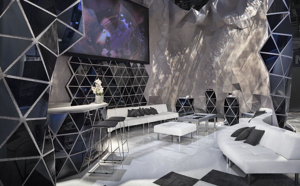 branded trade show environments