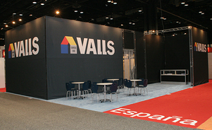 trade show events exhibits international rental