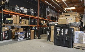 Trade show exhibit management and storage Skyline San Diego