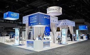 San Diego trade show display designs