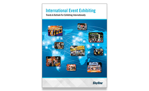 international exhibiting white paper tradefairs tradeshows expo events