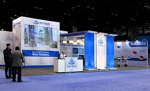 Rental trade show displays and purchase exhibits for Minnesota companies