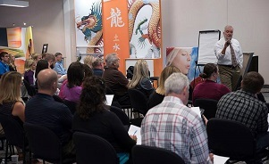 Trade show training and education to help Minnesota exhibitors improve their skills and results