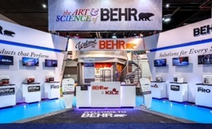 Custom Modular and Hybrid island trade show exhibits in Minnesota
