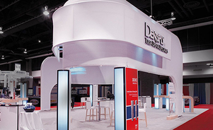 Rental Trade Show Exhibit Displays - New York City, Westchester