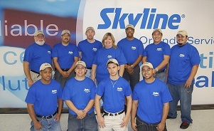 Skyline trade show booth installation teams for Vancouver BC exhibitors