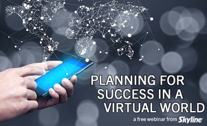 virtual events planning tradeshows conferences expo online digital skyline seligman