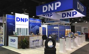DNP - 2018 Trade Show Booth