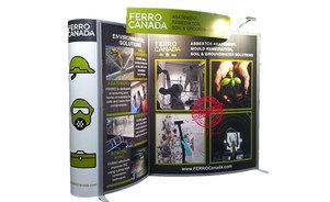 Ferro Canada Inline Trade Show Displays