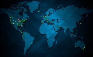 trade show display companies service network worldwide