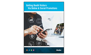 promotions social media online tradeshows skyline white paper events