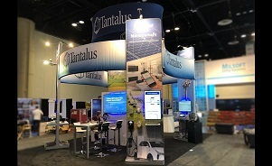 Tantalus trade show exhibit Skyline BC Vancouver