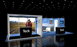 Teck-10x30 modular inline trade show exhibit Skyline BC Vancouver Canada