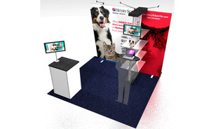 Skyline Exhibits of Central Ohio - Trade Show Display Case Study - Ohio