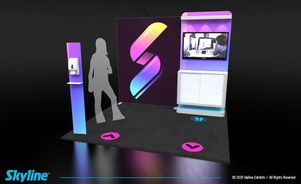 inline exhibit design by skyline - coronavirus event guidelines