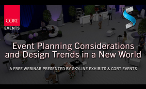 Event Planning Considerations and Design Trends in a New World