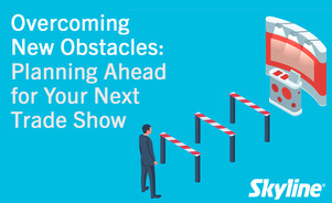 planning logistics barriers tradeshows exhibiting events