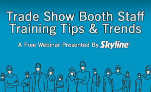 booth staffing tradeshows events exhibiting lead generation