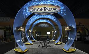 award winning trade show displays