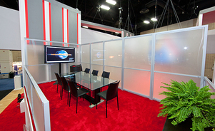 custom trade show conference rooms