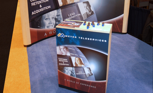 trade show tables - utilize your cases