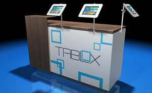 table displays - Tablox table accessories