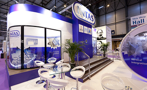 Exhibition Hall Booth : Conference booth display conference room display