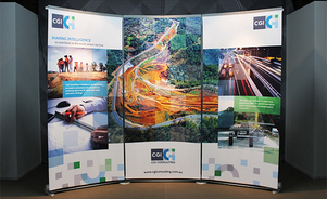 bannerstand trade show displays