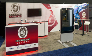 custom modular trade show displays