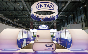trade show events exhibits tube system rentals