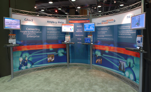 trade show events exhibits tube ultra graphics