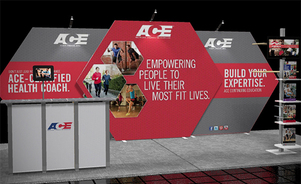 trade show events exhibits portable picturescape portfolio