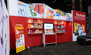 merchandising trade show displays