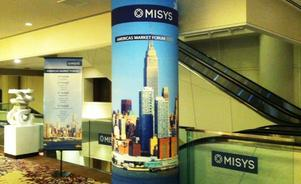 trade show event services design MISYS