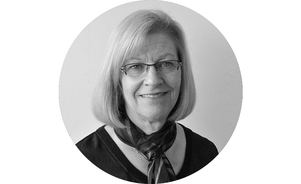 Carol Gordon, VP Administrator