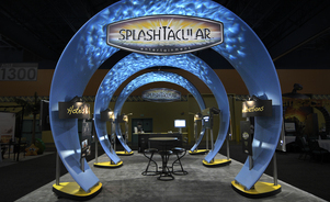 award winning trade show displays