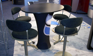 custom rental purchase chair bistro table seating
