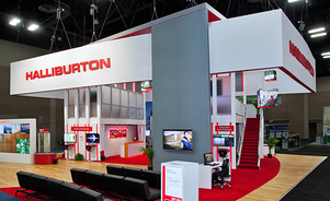 sturdy custom trade show exhibits
