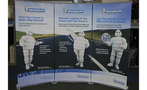 Michelin Banner stand tires