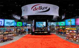 merchandising trade show exhibit