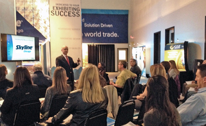 Learn How to Maximize Your Trade Show ROI at Skyline Chicago's Free Educational Seminars and Webinars.