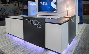 Skyline Connecticut - Tablox - trade show table and accessories