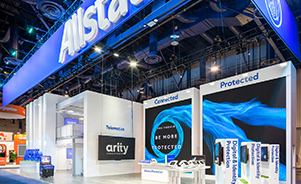 Skyline TradeTec Allstate at CES
