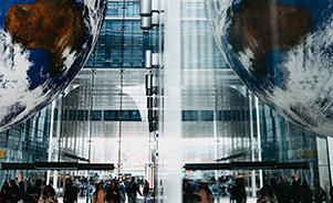 Skyline TradeTec international exhibiting service
